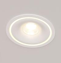 Светильник встраиваемый  S2138 WH LED