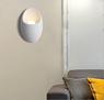 Светильник накладной настенный S-0003 WH LED