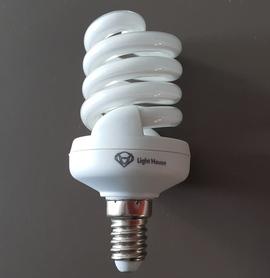 Лампа энергосберегающая LSP11D-E14