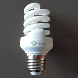 Лампа энергосберегающая LSP15D-E27