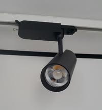 Светильник трековый 3хфазный ST75-180BL LED