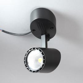 Светильник накладной S25009BK-C LED