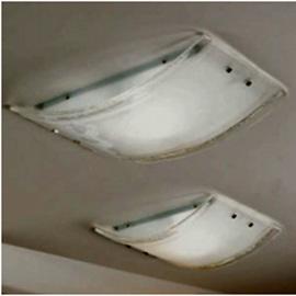 Светильник настенно-потолочный 4501