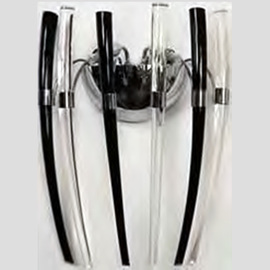 Бра 786 2L WALL LAMP CHROME