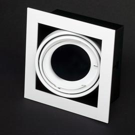 Светильник встраиваемый LH-11040/1 WH