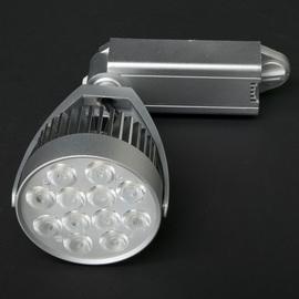 Светильник трековый  однофазный LH-20088 SV