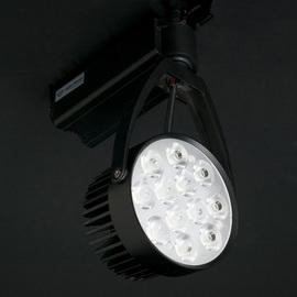 Светильник трековый однофазный LH-20088 BL