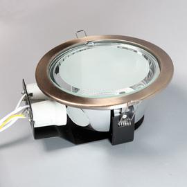 Светильник встраиваемый LH-A2007/6 SN(БРОНЗА)