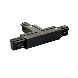 Соединитель для шинопроводов Т-образный (правый внутренний) Черный