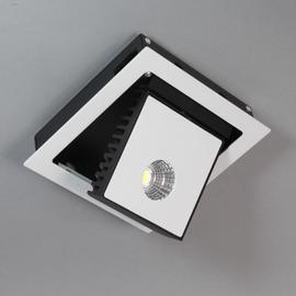 Светильник встраиваемый поворотный C2017 LED