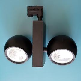 Светильник трековый 3хфазный LH-20733 BL