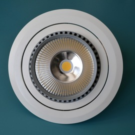 Светильник встраиваемый поворотный S35004WH LED