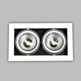 Светильник встраиваемый поворотный LED S35009