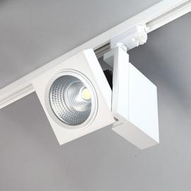 Светильник трековый 3хфазный LH-20657 LED