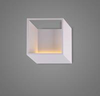 Светильник накладной настенный S-0002 WH LED