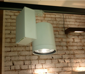 Светильник трековый 3хфазный LH-20656 WH