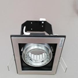 Светильник встраиваемый LH-10009(поворотный)