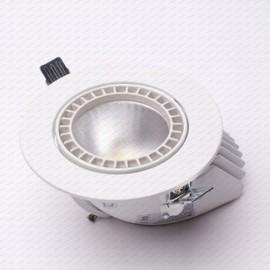 Светильник встраиваемый поворотный S1105-1WH LED 4000K