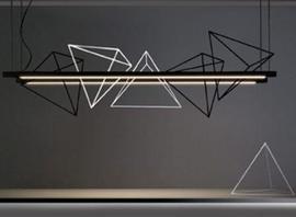 MOLECULE  светильник подвесной SPMOL300-1660WH