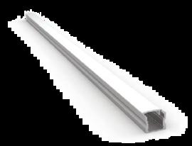 Накладной/Подвесной алюминиевый профиль P1715