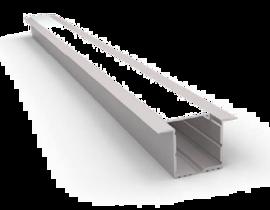 Встраиваемый алюминиевый профиль PV5635